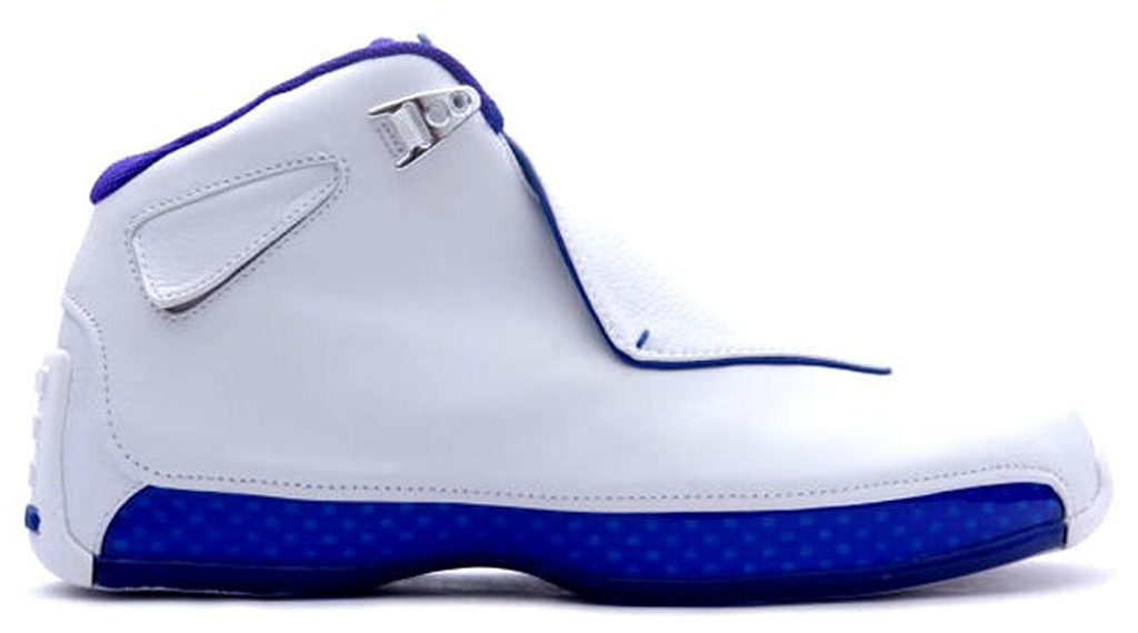 brand new a22b7 971ee Remembering the Very Last Sneakers Michael Jordan Wore in the NBA   Sole  Collector