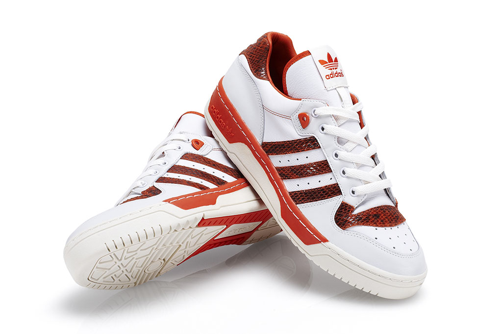 adidas Originals NY Rivalry Lo 10th Anniversary Orange (1)