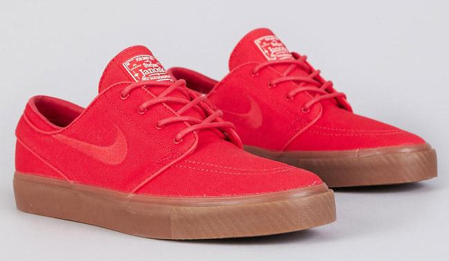 d25981ea7f20 Nike SB Zoom Stefan Janoski - Hyper Red