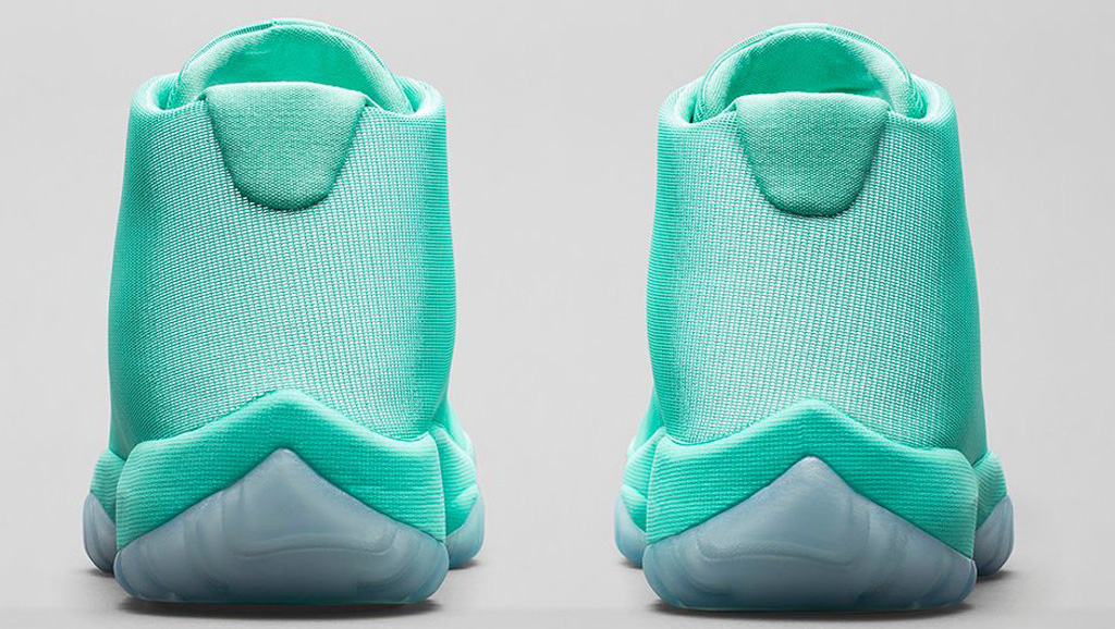da1c0e44e55a ... official an official look at the hyper jade air jordan future 681a6  2d92a