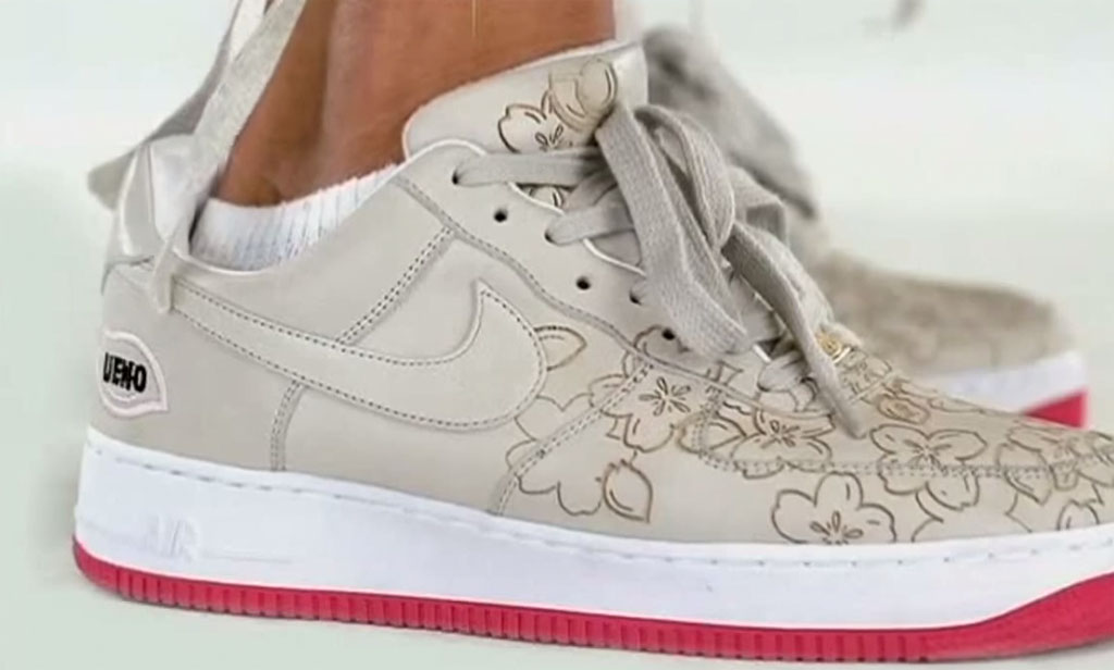 cfcc75b461c8cd Fat Joe Make It Rain Video featuring the  UENO  Nike Air Force 1 Low