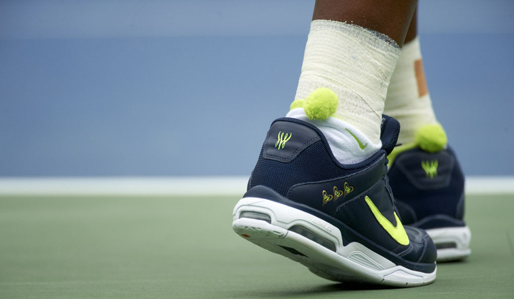Serena Williams Wins Fourth US Open in Nike Air Max Mirabella 3 (1)