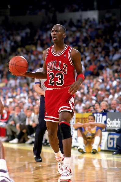 8bb197b5b06 Check out a few images of the GOAT wearing the original Air Jordan IV