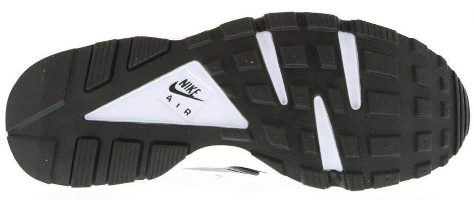 Nike Air Huarache White/Black-Pure Platinum 318429-012 (4)