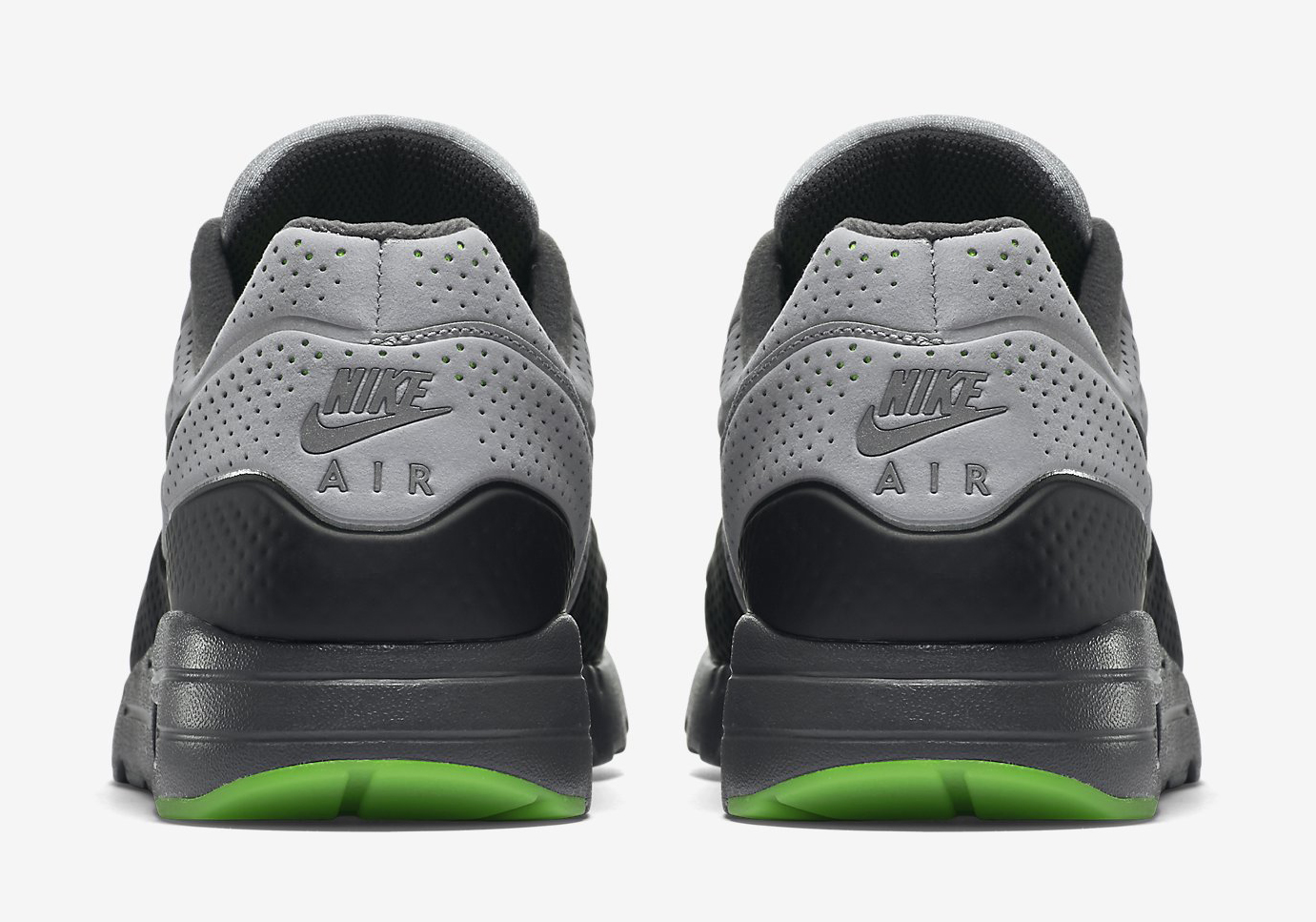 save off 230f8 c3a45 Nike Air Max 1s With Shades of  Neon 95