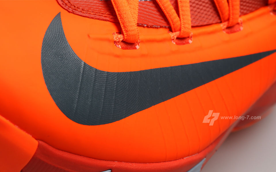 Nike Zoom KD 6 Total Orange Armory Slate