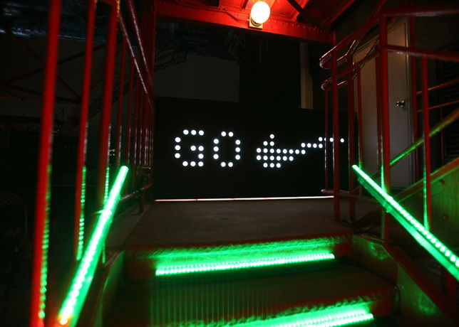 Nike Fuelband SE Japan launch at Tokyo Tower