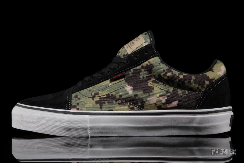 fc243b1ac11e72 DEFCON x Vans Syndicate Old Skool Pro S Digital Camo profile