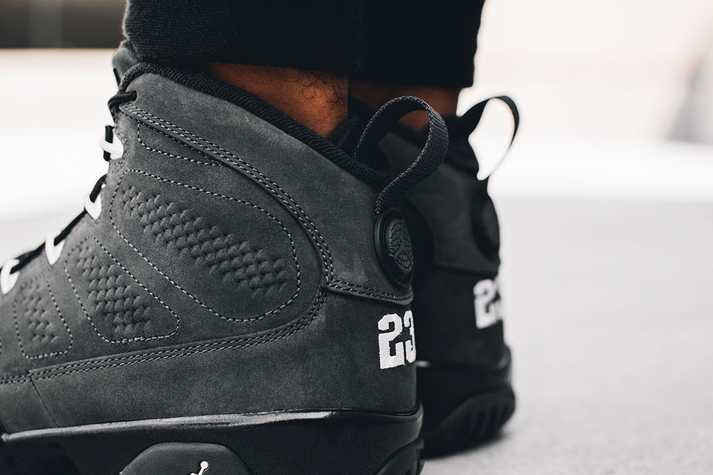 sneakers for cheap 3f8e3 d3a2c Release Date: Air Jordan 9 'Anthracite' | Sole Collector