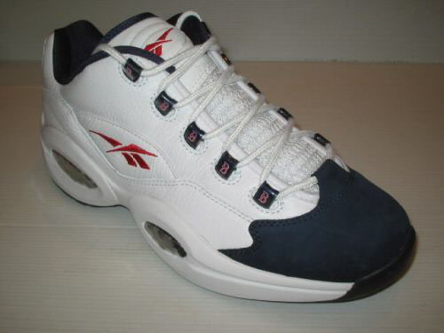 Reebok Question Low Red Sox