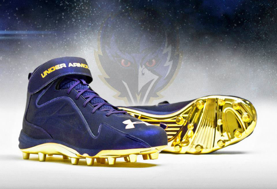 Under Armour Renegade - Baltimore Ravens Super Bowl Edition For Haloti Ngata