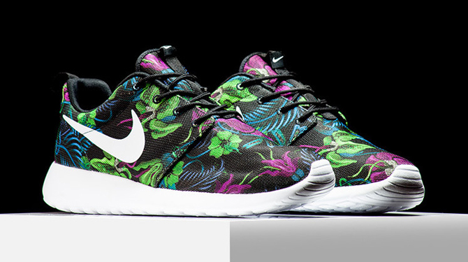 dc3fc6934366 Nike Roshe Runs Enter the Jungle