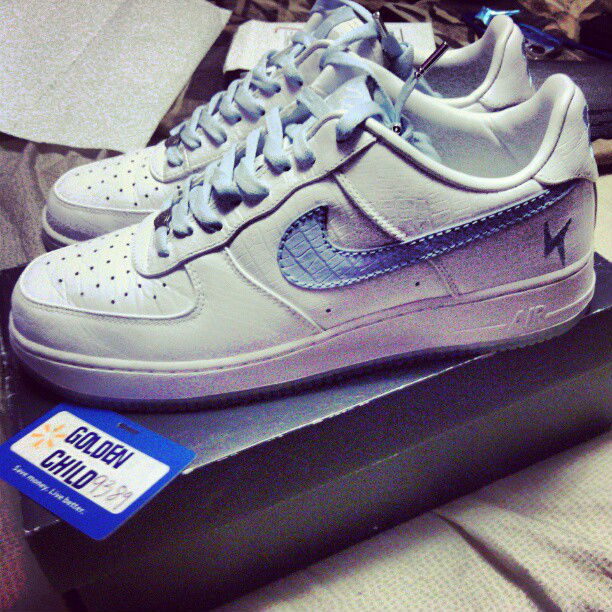 Spotlight // Pickups of the Week 12.15.12 - Nike Air Force 1 Low 1World LaDainian Tomlinson by goldenchild9389