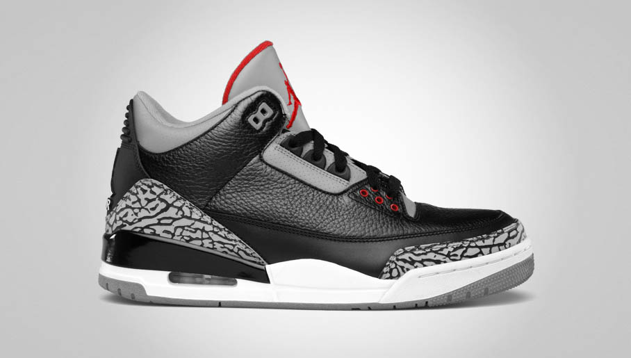 Best of 2011: Air Jordan 3 Black Cement
