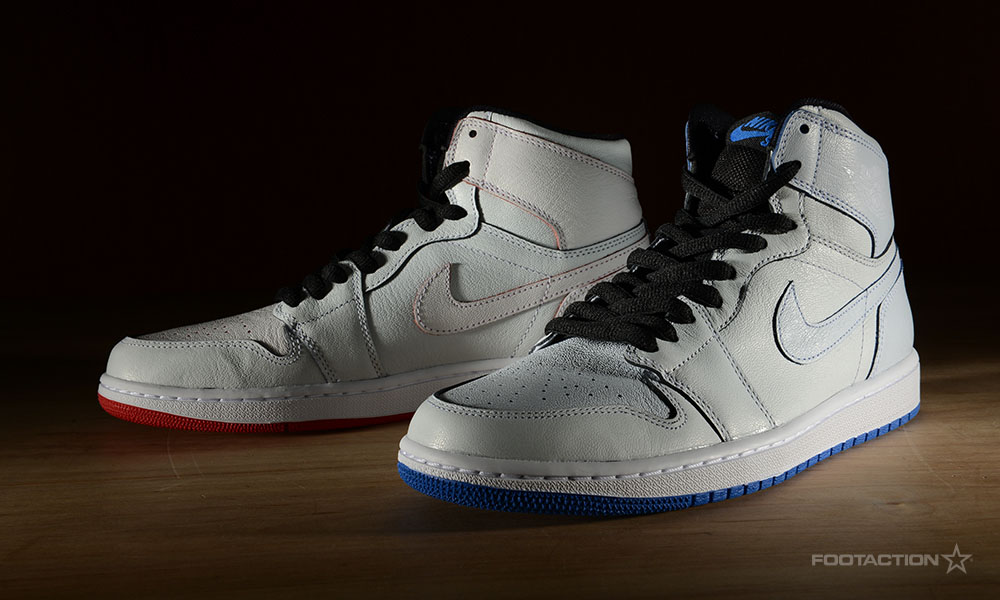 Lance Mountain x Nike SB Air Jordan 1 White (1)