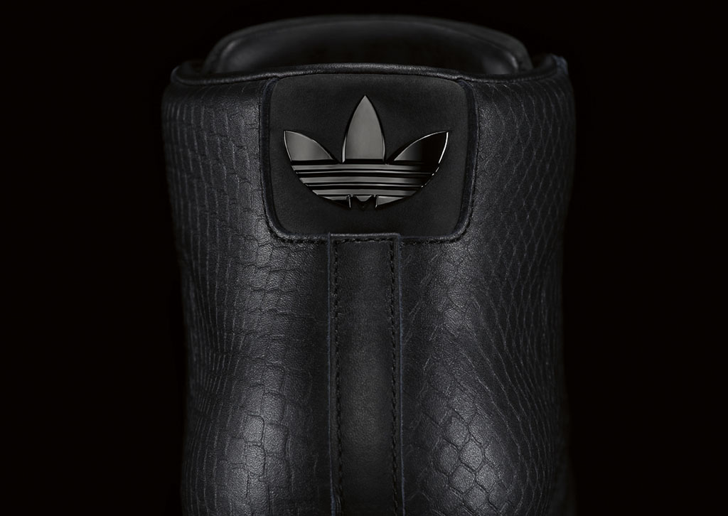Big Sean x adidas Originals Pro Model II Black (8)