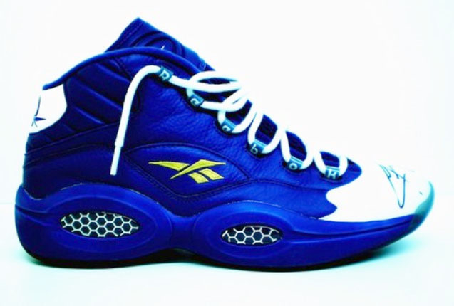 Reebok Question Gilbert Arenas Blue PE
