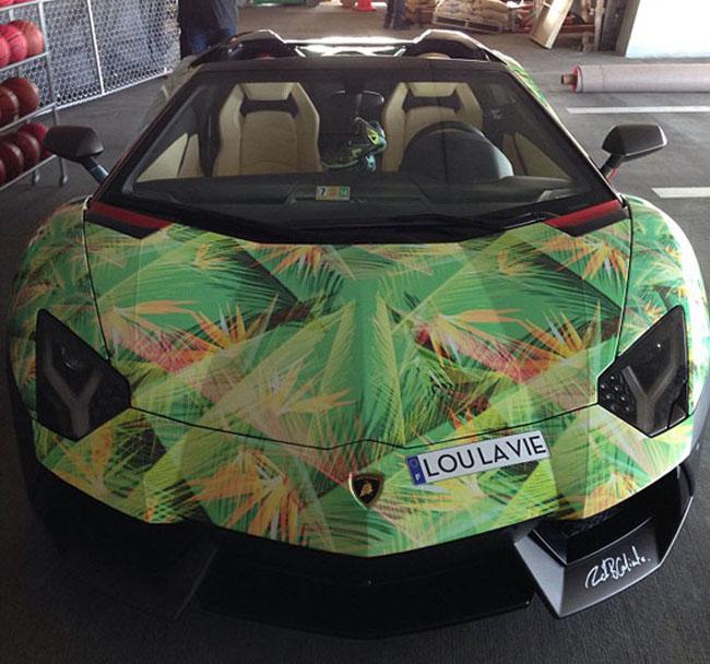 Nike Lebron 11 Inspired Lamborghini Sole Collector