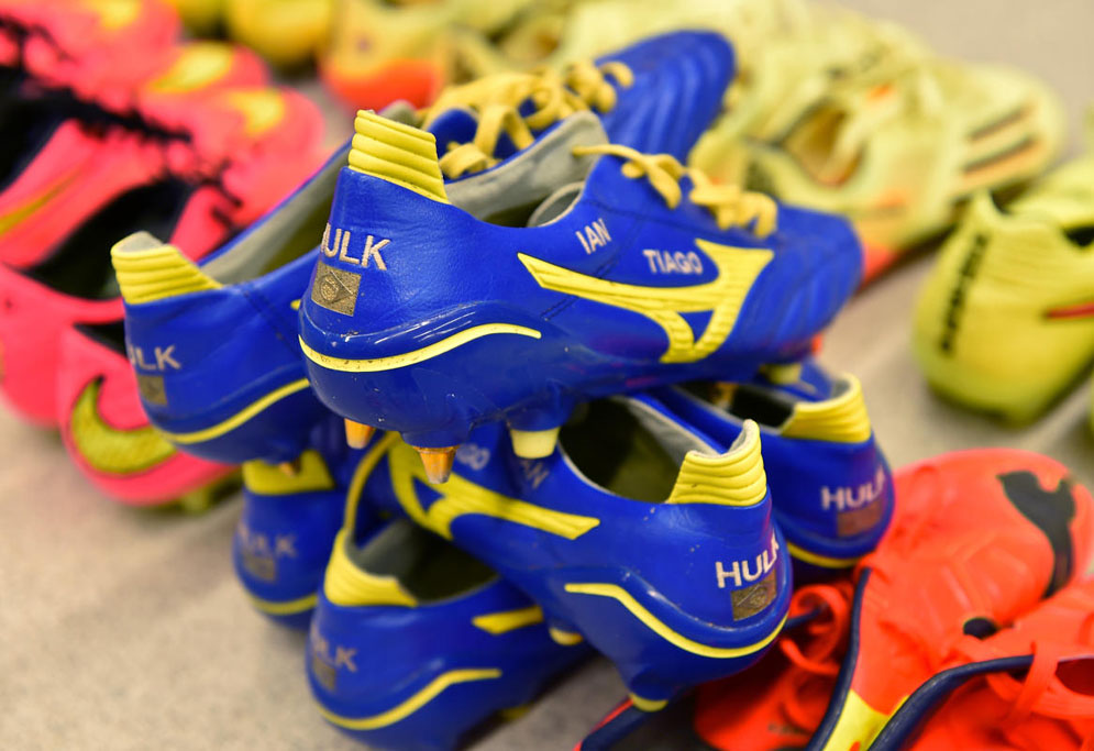 Sole Watch: Up Close with the Custom Cleats of the World Cup (5)