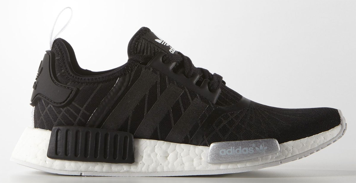 adidas NMD Women's Black/Silver