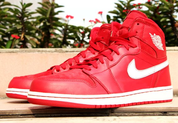 buy popular b3bc7 b7ace The  Gym Red  Air Jordan 1 Retro High OG is set to release June 28th at  select Jordan Brand accounts nationwide.