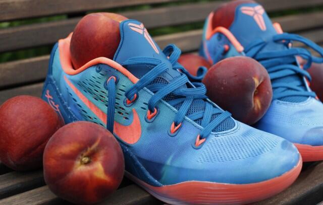 size 40 4e4b3 1ad6e Nike Kobe IX 9 EM Peach Jam (1)