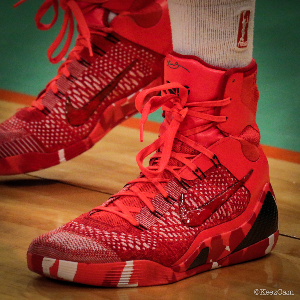 Sole Collector Wnba Basketball Shoes