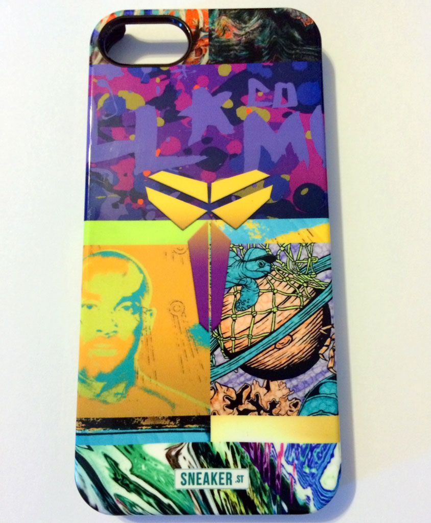 SneakerSt x Uncommon Kobe 'What The Prelude' iPhone Case (4)