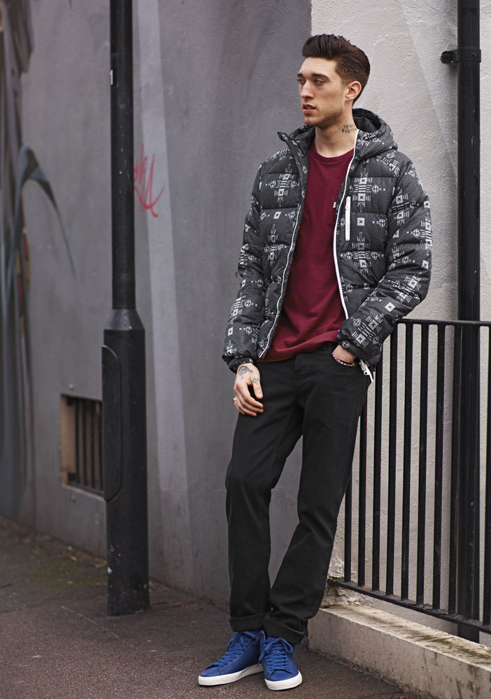 adidas Originals Blue Collection Fall/Winter 2012 Lookbook (17)