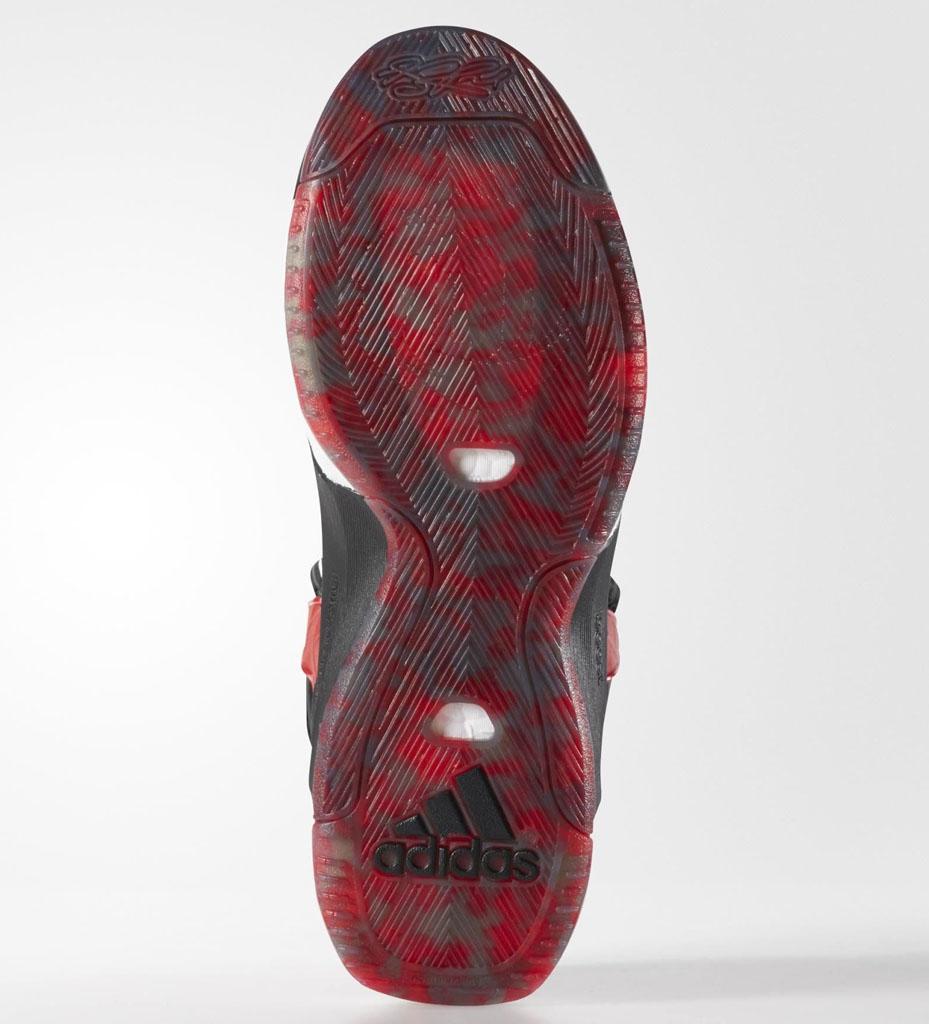 adidas d rose flip flop