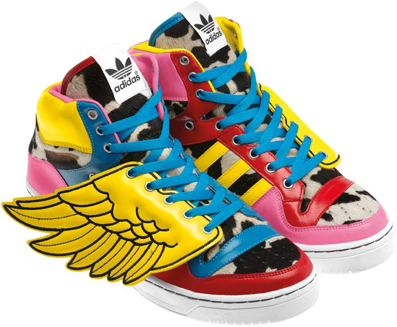 sports shoes 342ce 2c2fc adidas Originals by Jeremy Scott for 2NE1 JS Wings V20692 3