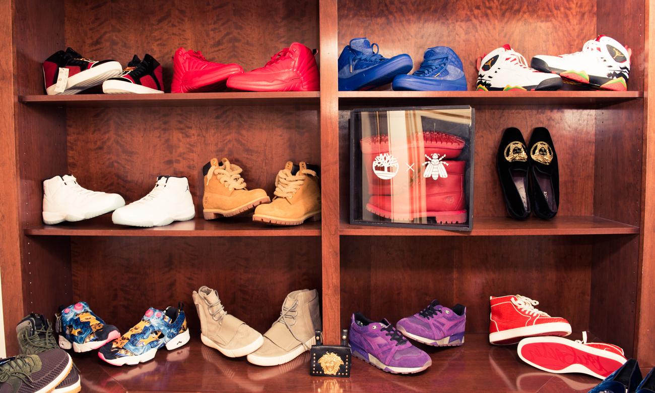 Go Inside Rick Ross\u0026#39; Impressive Sneaker Closets | Solecollector