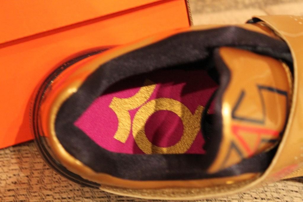big sale c1ef2 ffc39 Nike Zoom KD IV 4 Gold Medal 473679-702 (8)