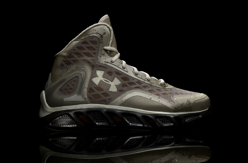 Under Armour Spine Bionic Martin Luther King Jr. Day PE (1)