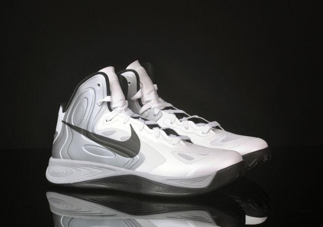 99bd7dc54969 Nike Zoom Hyperfuse 2012 White Black Wolf Grey 525022-100 (2)