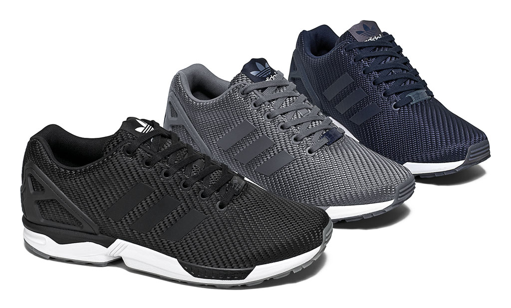 adidas Originals ZX Flux Ballistic Woven Pack | Sole Collector