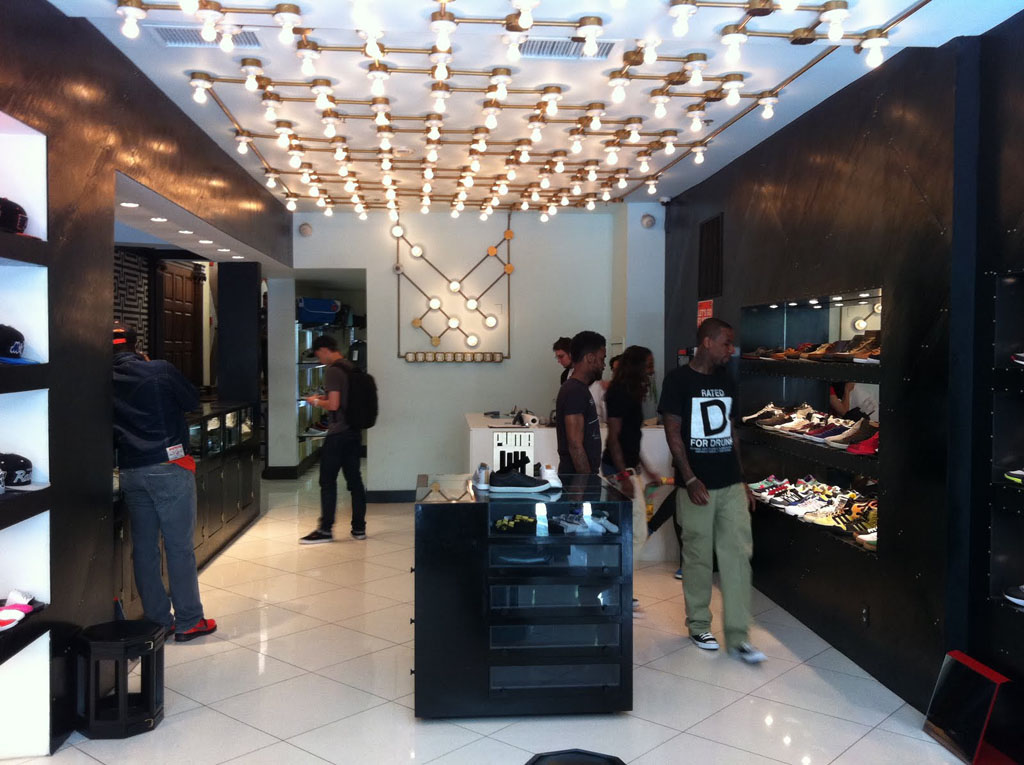 Footwear News Lists the 10 Best Sneaker Shops // Ubiq, Philadelphia