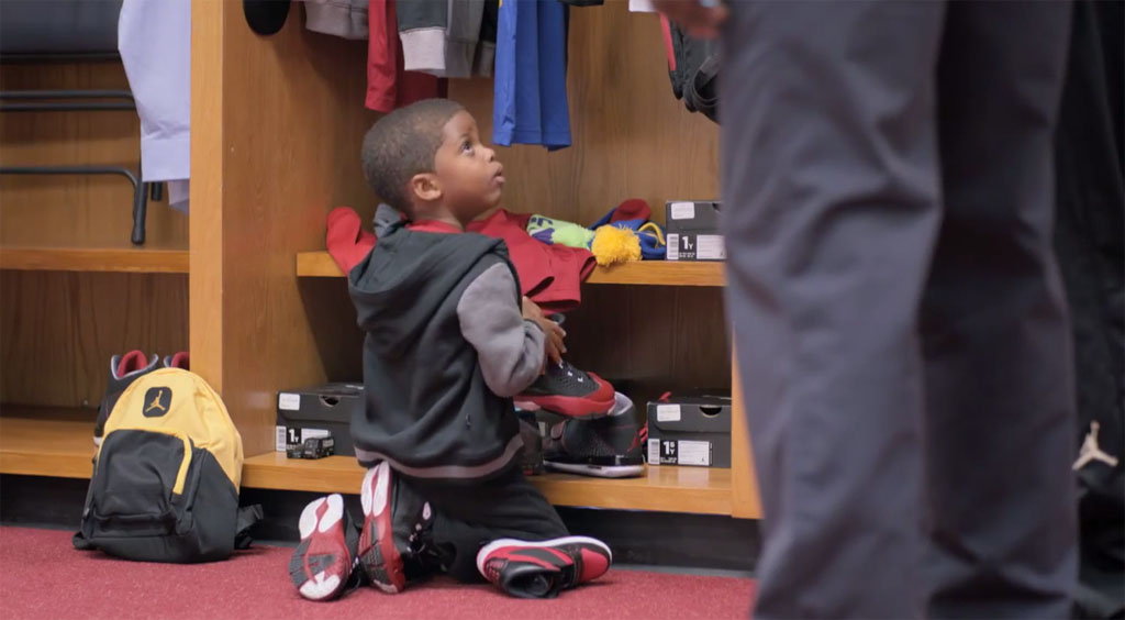 Kids Foot Locker Presents 'Locker' Featuring Chris Paul & Blake Griffin
