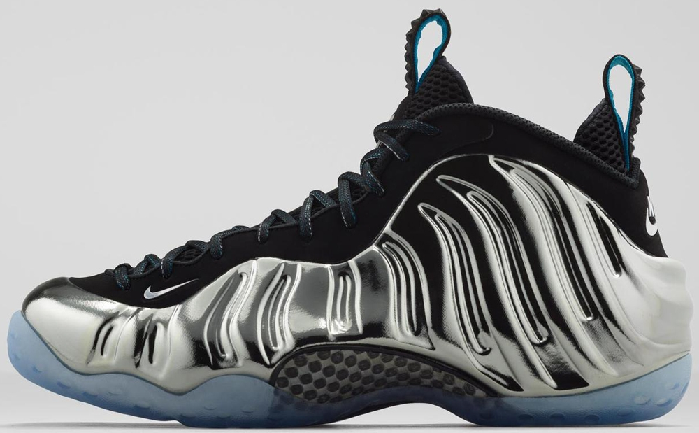 Nike Air Foamposite One AS QS Metallic Silver/Metallic Silver-Black