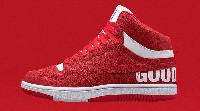 online store 8fd86 2ac14 NikeLab Court Force Fragment Good Enough