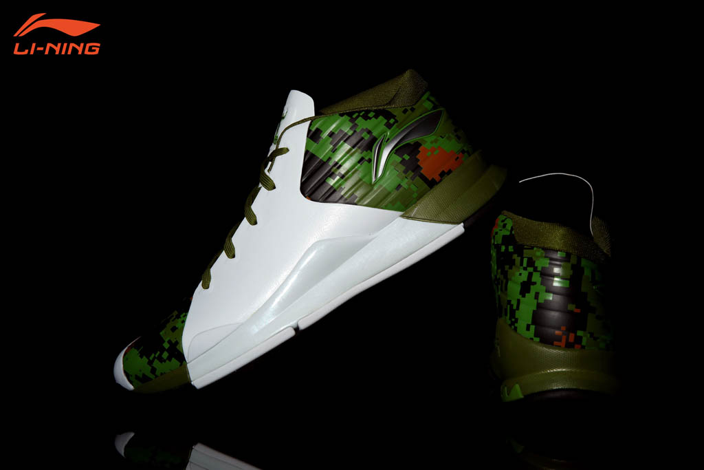 Li-Ning Yu Shuai VII - Jose Calderon Canadian Forces Player Exclusive (7)