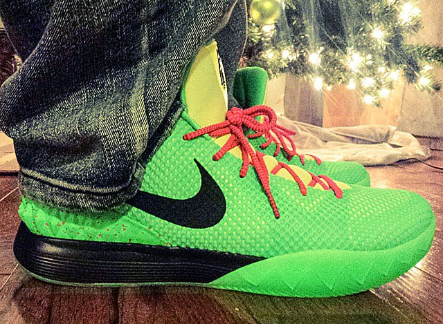 sale retailer bc25e 54175 30 Awesome NIKEiD Kyrie 1 Designs on Instagram (22)