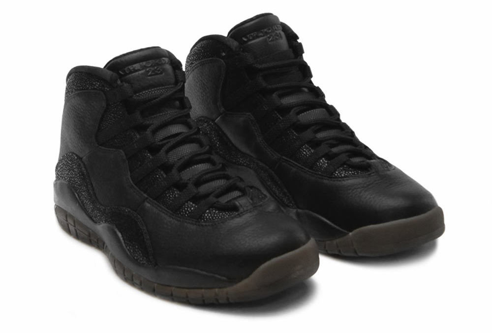 OVO Air Jordan 10 Black