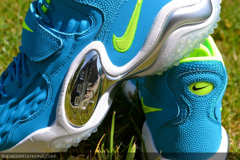 Nike Air Zoom Turf Jet 97 Neo Turquoise Volt White 554989-400 (3)
