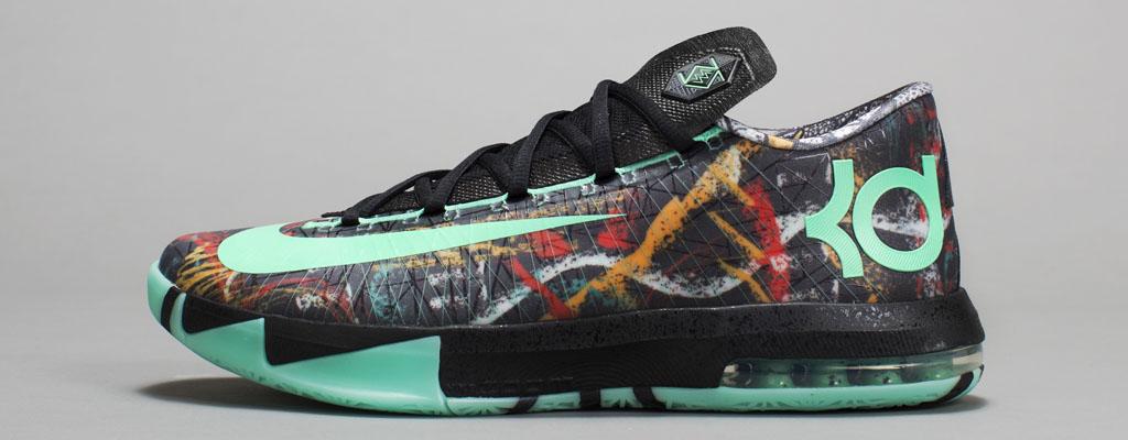 Nike Basketball NOLA Gumbo League All-Star Collection: KD 6 Illusion (1)