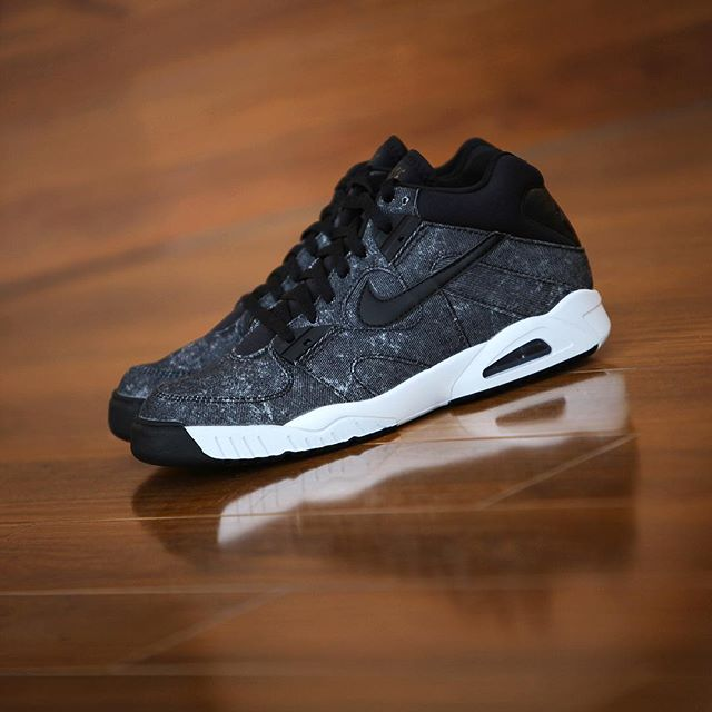 Nike Air Tech Challenge 3 Black Denim (2)