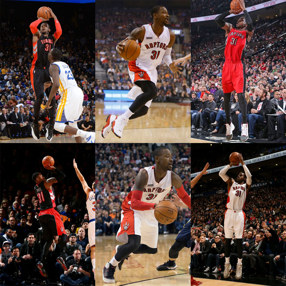 NBA #SoleWatch 2015 Power Rankings: #5 Terrence Ross