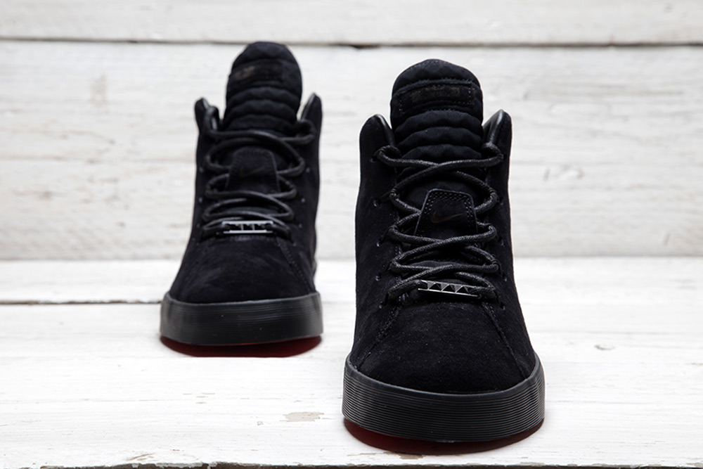 nike lebron 12 nsw lifestyle black nike official store
