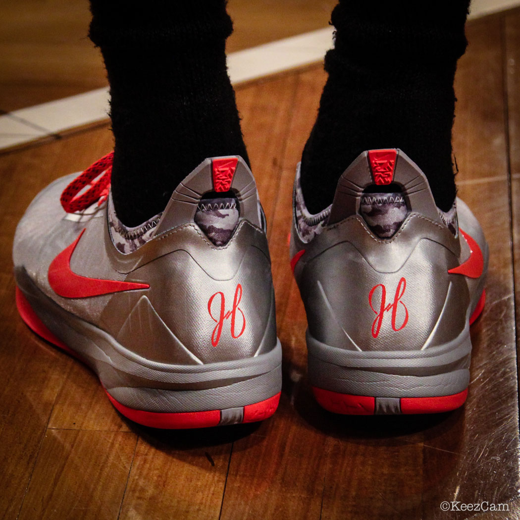 James Harden wearing Nike Zoom Crusader PE (1)