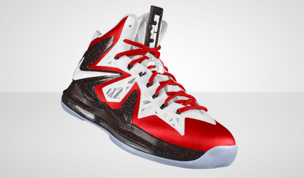 LeBron X PS Elite Coming To NIKEiD Next Week  a72d6f515